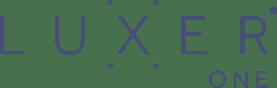 Luxer logo purple