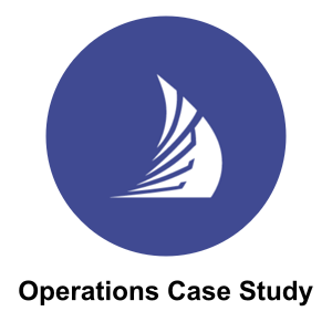 Operations Case Study Pinnacle Icon