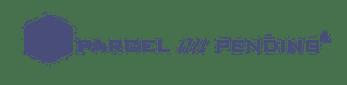 parcel pending logo purple